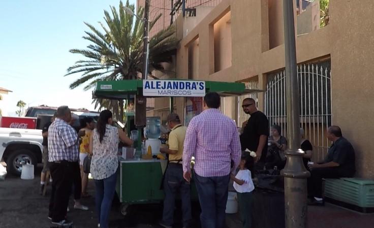 alejandras seafood ensenada